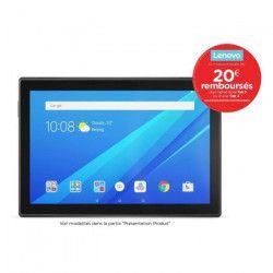 LENOVO Tablette Tactile Tab 4 10-X304F 10,1` HD - RAM 2Go - Qualcomm APQ8017 - Stockage 16Go - WiFi