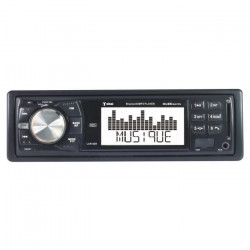 TOKAI Autoradio LAR-82B AM / FM RDS Bluetooth USB et audio streaming - 4 x 45 W