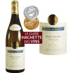 Château de Santenay 2013 Saint Aubin -Vin blanc de Bourgogne