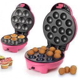 TRISTAR SA-1127 Machine a cake pops et cupcakes - Rose