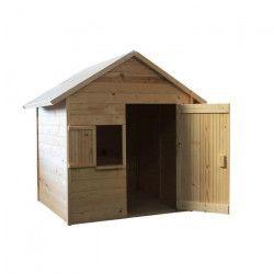 SOULET Maison Enfant Cabane en bois IGOR