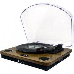 AKAI CS-TP09 Platine tourne disque `Rétro` Bluetooth - Encodeur
