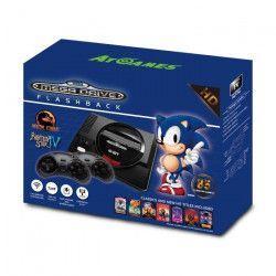 Console Sega Mega Drive Flashback HD avec Manettes sans fil