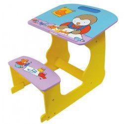 Fun House T`choupi pupitre - bureau pour enfant