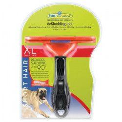 FURMINATOR Outil anti-mue - Taille XL - Poils courts - Pour chien