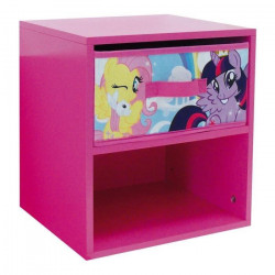 Fun House My Little Pony My Little Pony chevet avec tiroir pour enfant