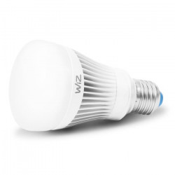 WIZ SMART Ampoule LED RGBW connectée E27 11,5W équivalent a 60 W couleur