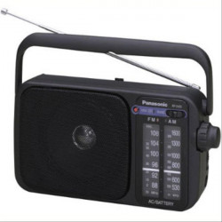 Radio piles ou secteur PANASONIC - RF2400