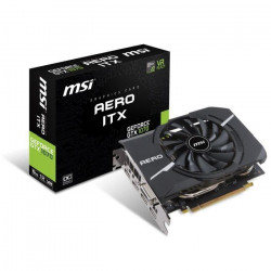 MSI Carte graphique GeForce GTX 1070 AERO ITX 8G OC - 8Go - GDDR5