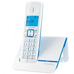 ALCATEL Versatis F230 Bleu - Téléphone fixe sans fil - sans répondeur