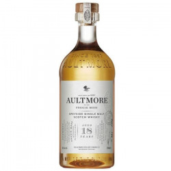 Whisky AULTMORE 18 ans - 46% - 70cl