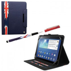 T`NB Bundle Etui universel pour tablette 10` + Stylet - Design London