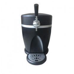 CONTINENTAL EDISON Tireuse a biere 5 L- Noir