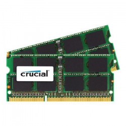 CRUCIAL  mémoire Mac DDR3 - 4GB KIT (2GB*2) - 1066 - SODIMM
