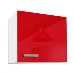 START Meuble haut de cuisine L 60 cm - Rouge Brillant