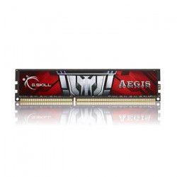 G.SKILL Mémoire PC - DDR3 - Kit 4 Go (1 x 4 Go) - 1600 MHz - CL11