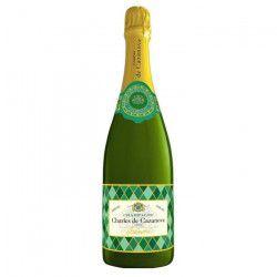 GH MARTEL De Cazanove Arlequin Champagne Demi sec - Blanc - 75 cl