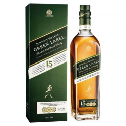 Johnnie Walker Green Label 15 ans (70cl)