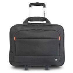 MOBILIS Valise pour ordinateur portable sur roue - Roller Executive 2 - 14-16`` - Noir