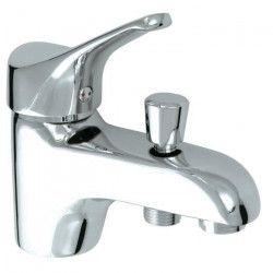 ROUSSEAU Robinet mitigeur mécanique baignoire et douche Edinburgh - Monotrou