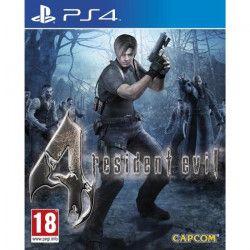 Resident Evil 4 Jeu PS4