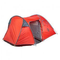 COLUMBUS Tente Enol - 3 places - Rouge