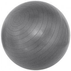 AVENTO Ballon de gym 75 cm - Gris
