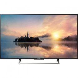 SONY KD49XE7005BAEP TV LED 4K HDR 123 cm (49``) - Smart TV - 3 X HDMI - Classe énergétique A