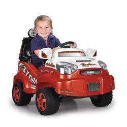 FEBER - Voiture TT Storm - Voiture Electrique Enfant - Batterie 6V