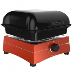 MIDLAND Réchaud Grill Multi-fonctions Maxi