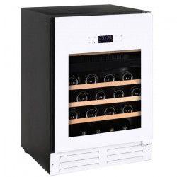 TEMPTECH GRN46DW - Cave a vin de service - 46 bouteilles - Possibilité encastrable - Classe C - L 59,5 x H 86 cm