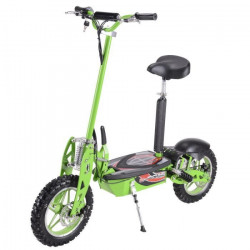 Trottinette Electrique Cross 1000W Verte