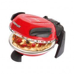 G3FERRARI G1000600 Four a pizza - Rouge