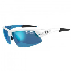 TIFOSI Lunettes Crit Skycloud Clarion Blue,Ac Red Clear