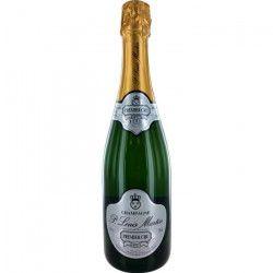 Paul Louis 1ER cru Champagne brut - 75 cl - 12 %