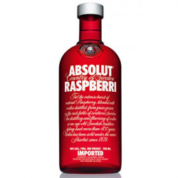 Absolut Raspberri 70cl