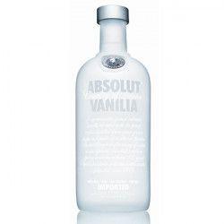 Absolut Vanilia vanille 70cl