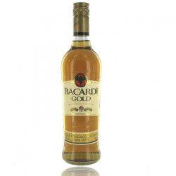 Bacardi Carta Oro Rhum Ambré 70 cl - 37.5°
