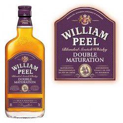 William Peel double maturation 70cl