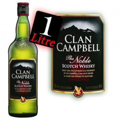 Clan Campbell The Noble 1L 40°