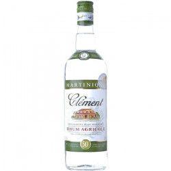Rhum Blanc Clement 50° 1L