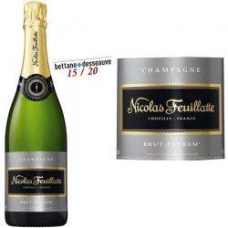 Champagne Nicolas Feuillatte Brut Extreme 75 cl