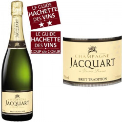 Champagne Jacquart Brut Tradition x1