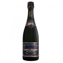 GH MARTEL Comte de Béligny Champagne Brut - Blanc - 75 cl