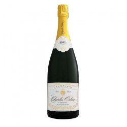 GH MARTEL Charles Orban Champagne Brut - Blanc de Noirs - 75 cl