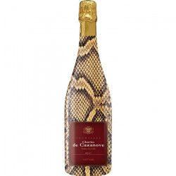 GH MARTEL De Cazanove Collection Sauvage Champagne Brut Nature - Blanc - 75 cl