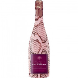 GH MARTEL De Cazavone Collection Sauvage Champagne - Rosé - 75 cl