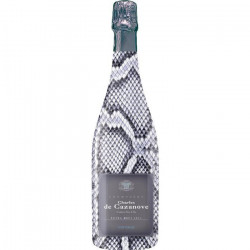 GH MARTEL De Cazanove Collection Sauvage Extra Champagne Brut - Blanc - 75 cl