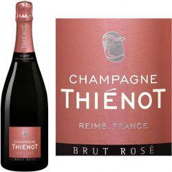 Thienot Champagne Rosé x1
