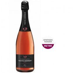 Champagne Veuve Doussot Rosé